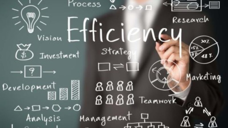 How to Be More Efficient in Business