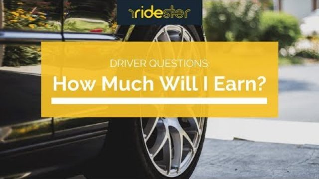 Lyft Vehicle Driver Calculator To Quote Your Driving Revenue
