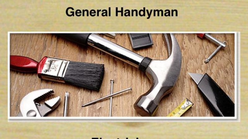 PML Handyman Services for Your Residential Building