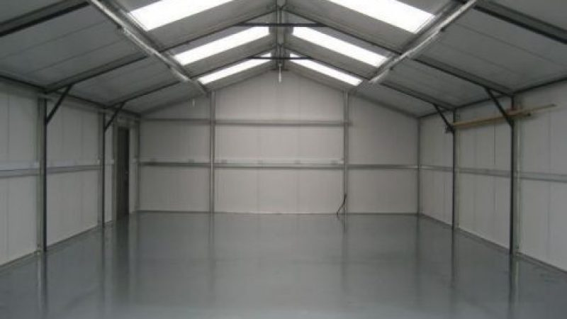 Tips for Your Steel Sheds
