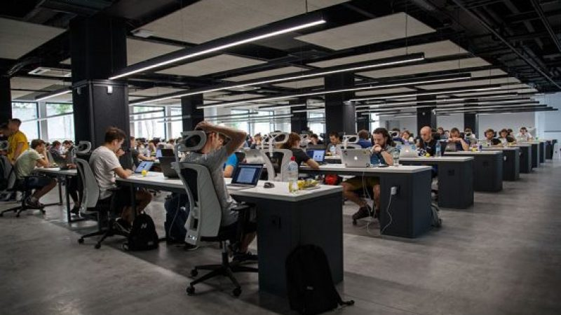 Coworking Spaces Are Made For Entrepreneurs