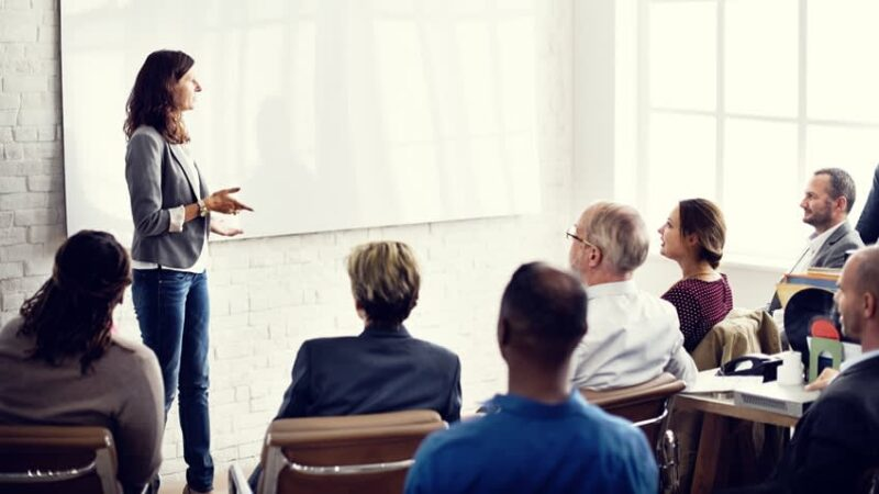 4 Tips to Improve the Effectiveness of Your Corporate Training